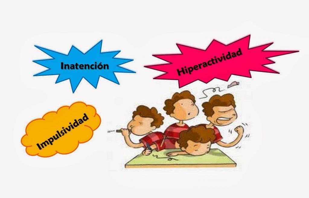 Problemas de atención e hiperactividad Albacete